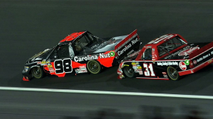 TRUCKS: Buescher Wrecks Sauter - Charlotte 2013
