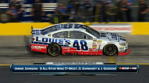 NASCAR RaceDay: Carl Edwards/Jimmie Johnson - All-Star 2013