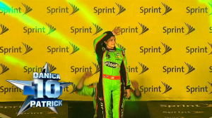 CUP: Danica Patrick Wins Fan Vote - All-Star 2013