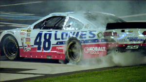 CUP: Jimmie Johnson Wins 4th All-Star Race - 2013
