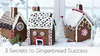 3 tips for perfect gingerbread