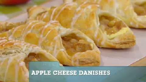 Best Recipes Ever: Apple Cheese Danishes