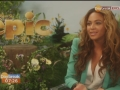 Photo of Beyonce: I'm a goofball