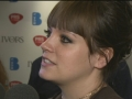 Photo of Lily Allen interview