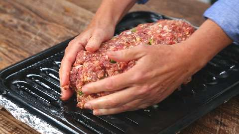 The Best Way To Shape A Meatloaf Southern Living