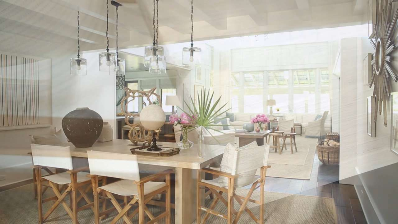 Double Duty Dining Room