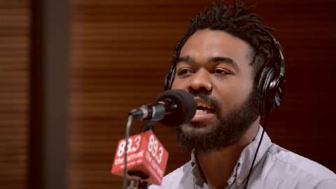 Greg Grease - Black King Cole (Live on 89.3 The Current)