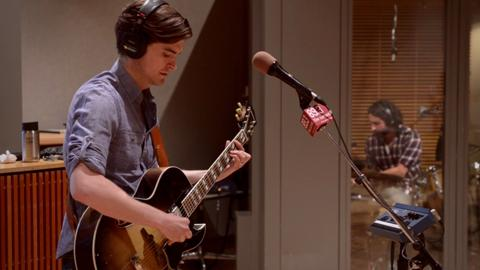 The Lonely Wild - The Sun As It Comes (Live on 89.3 The Current)