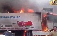 Weapons Shipment Explodes in Turkey