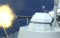 Chinese Navy Patrol Drill in Nansha