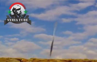 SAA Sukhoi Bombs FSA Compound