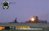Syrian Regime Gets 'Ship Killer' Missiles