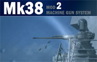 Mk 38 Machine Gun System Promo