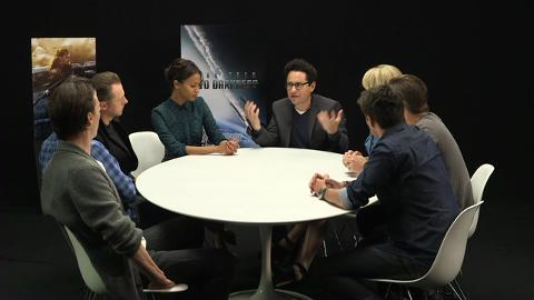 Star Trek Into Darkness: A Conversation With The Crew