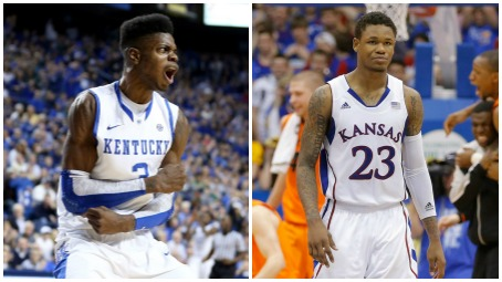 Noel vs. McLemore: Inside the Combine