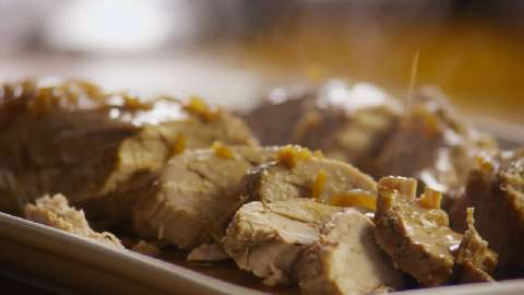 Recipes pork tenderloin tips