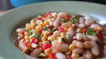 Sufferin' Succotash Corn Salad