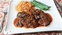 Beef Medallions with Caramelized Pan Sauce
