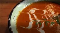 Gretchen&#39;s Tomato Orange Soup