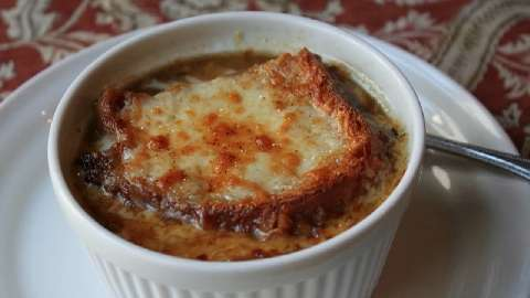 Easy French Onion Soup Recipe - Food.com