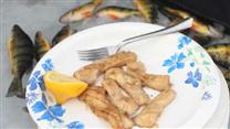 Brown Butter Pan-Fried White Fish