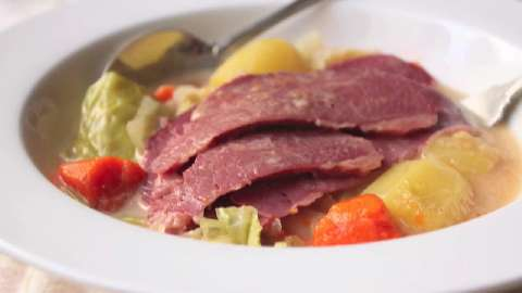 Slow Cooker Corned Beef and Cabbage VideoAllrecipes.com