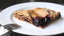 Cherry Fold-It-Up Pastry