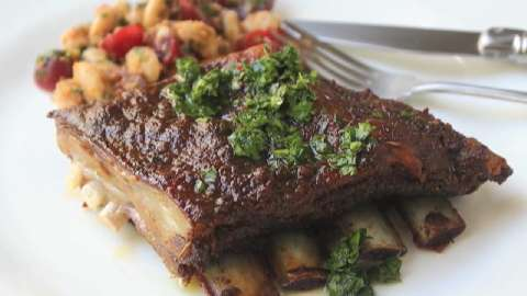 lamb moroccan honey lamb ribs lamb ribs with honey and wine hese lamb ...