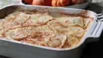 Chef Johns Root Vegetable Gratin