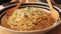 Spaghetti Aglio e Olio