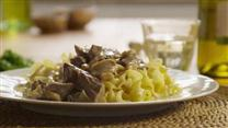 Beef Stroganoff III