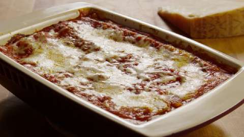 Easy lasagna recipes with cooked noodles