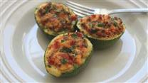 How to Make Stuffed Summer Squash