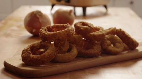 17 Day Diet Onion Rings