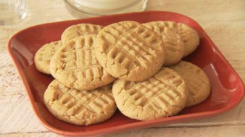 Peanut butter cookie recipes no eggs