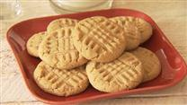 JIF(R) Irresistible Peanut Butter Cookies
