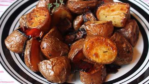 Oven grilled potato recipes