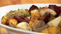 How to Roast Winter Vegetables