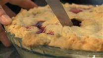 Grandma's Fresh Blackberry Pie
