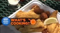 Southern-Fried Texas Catfish