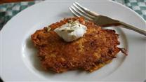 Butternut Squash Cakes