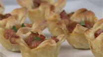 Smokey Sausage Cups