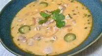 Spicy Chicken Thai Soup