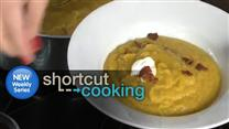 Shortcut Squash Soup