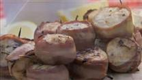 How to Make Bacon-Wrapped Scallops