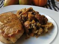 Pecan Apricot Stuffing