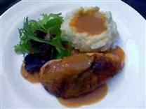 How to Make Roast Chicken Pan Gravy