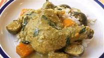 Chef John's Coconut Chicken Curry