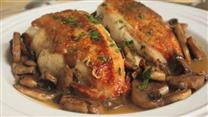 Chef John&#39;s Chicken and Mushrooms 
