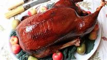 How to Make Roast Christmas Goose